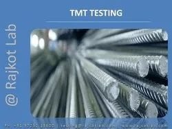TMT Bars Testing Services Chemical & Mechanical