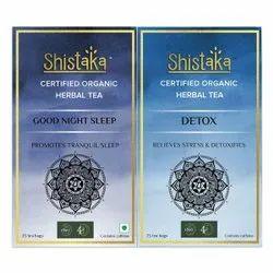 Relax Green Tea