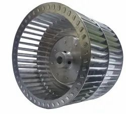 Blower Wheel With Inlet Cowl