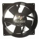 Black Rexnord Cooling Fan