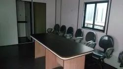 GI Furnished Office Cabins