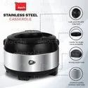 Daacchi Stainless Steel Insulated Casserole