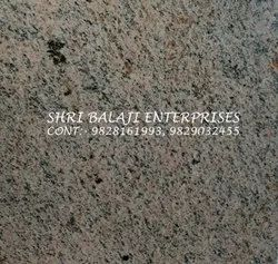 Red Polished Granite Slab, For Flooring, Thickness: 15-20 mm