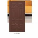 Coated Brown Pvc Membrane Door, For Home, Hotel, Exterior