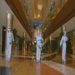 Shopping Mall Housekeeping Services