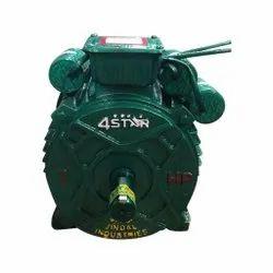 4 Star 2 HP Single Phase Chaff Cutter Machine Motor