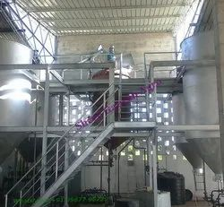 CNSL Or Cashew Nut Shell Oil Extraction