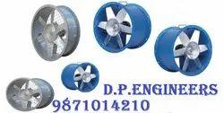 18 Inch Axial Flow Fan