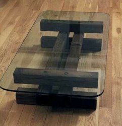 Natural,Brown Rectangular Designer Center Table, for Home