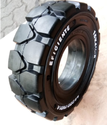300 X 100 Solid Resilients Forklift Tire