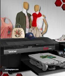 Brother DTG T Shirt Printer GTX Pro