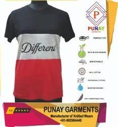 Punay Garments Half Sleeve Cotton Printed Ladies T-Shirt