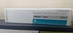 Wepox 10000 Erythropoietin 1ml