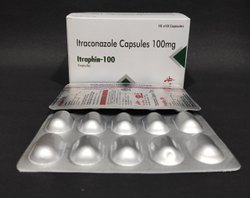 Itraconazole 100 200 Mg Tablet