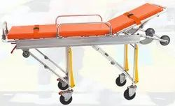 PATIENT STRETCHER TROLLEY (COLLAPSIBLE STRETCHER)