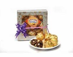 Round Chocotie Rocher Chocolate