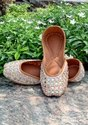 Ethnic Hand Worked Leather Punjabi Jutti