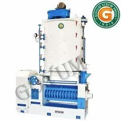 Screw Oil Seeds Pressing Machine