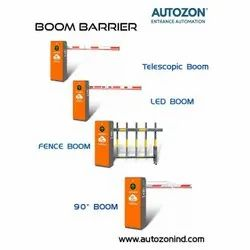Autozon Advertising Boom Barrier Gate