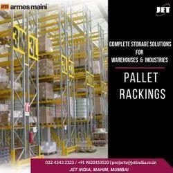 Heavy Duty Pallet Racking System