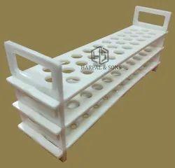 Test Tube Rack Plastic