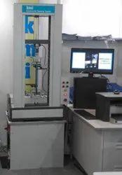 Tensile Testing of Plastic Straps