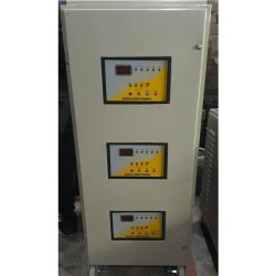 10 KVA Three Phase Air Cooled Servo Stabilizers