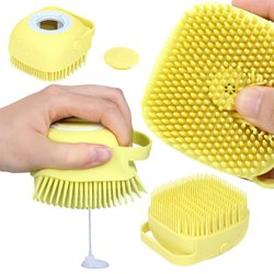 Silicone Cleaning Bath Brush