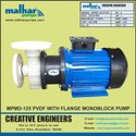 Magnetic Seal Less PP Pump