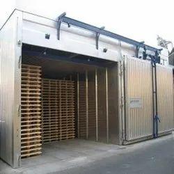 Wooden Pallet ISPM Heat Treatment Service