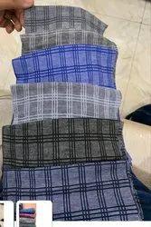 Checks discat check fabric, GSM: 150-200, Model Name/Number: Carrom