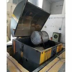 Mild Steel Rock And Roll Rotational Moulding Machine