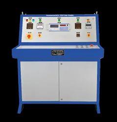 Distribution Transformer Test Bench System