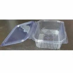 Hinged RCT 1000 Ml Tray With Lid