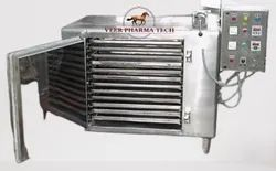 Tray Dryer For Pharmaceutical Industry