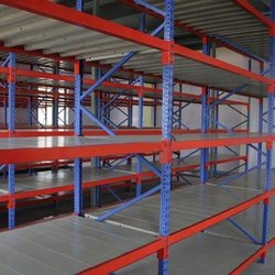 Mild Steel Warehouse Storage Rack