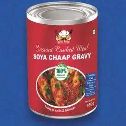 Soya Chaap Gravy
