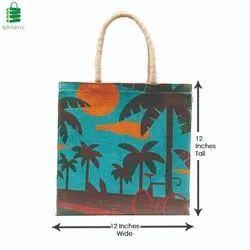 Juteberry Jute Beach Bags