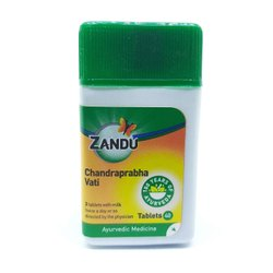 Zandu Chandraprabha Vati Tablet, Packaging Type: Plastic Bottle, Grade Standard: Food Grade