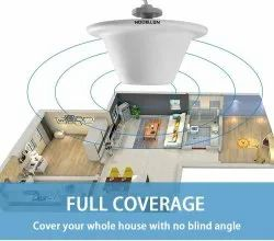 4 dBi High Gain Omni Directional Indoor Ceiling Mount MIMO Antenna with 2 X N-Female Connector Port