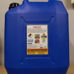 SUGANJ CLOUT Powerful Cleaner And Descaling Agent, For Clean Cooling Tower, Boiler, Grade Standard: Commercial Grade