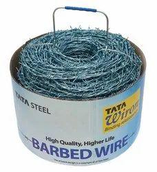 GI Tata Wiron Aayush 2.5x2.5 mm Barbed Wire