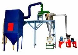 Cooled Spice Grinding Machine