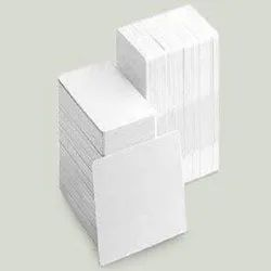 PVC Blank Inkjet Cards (Each Pack Of 250 Cards)