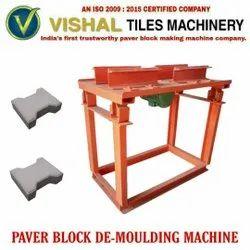 Industrial Paver Block Demoulding Machine