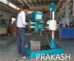 Radial Drill Machine Operating and Training Videos