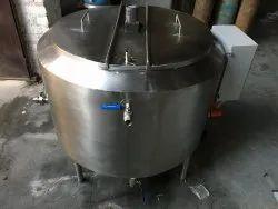 Milk Batch Pasteurizer