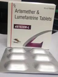 Artemether Lumefantrine Tablets