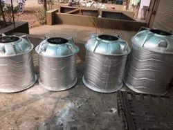 Vertical Water Tank Roto Mould