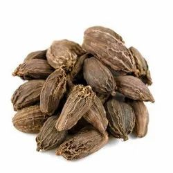 Organic Dry Black Cardamom, Packaging Size: 50 Kg